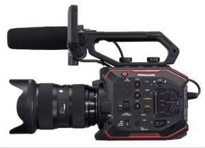 Panasonic AU-EVA1 Super 35mm 5.7K Camcorder